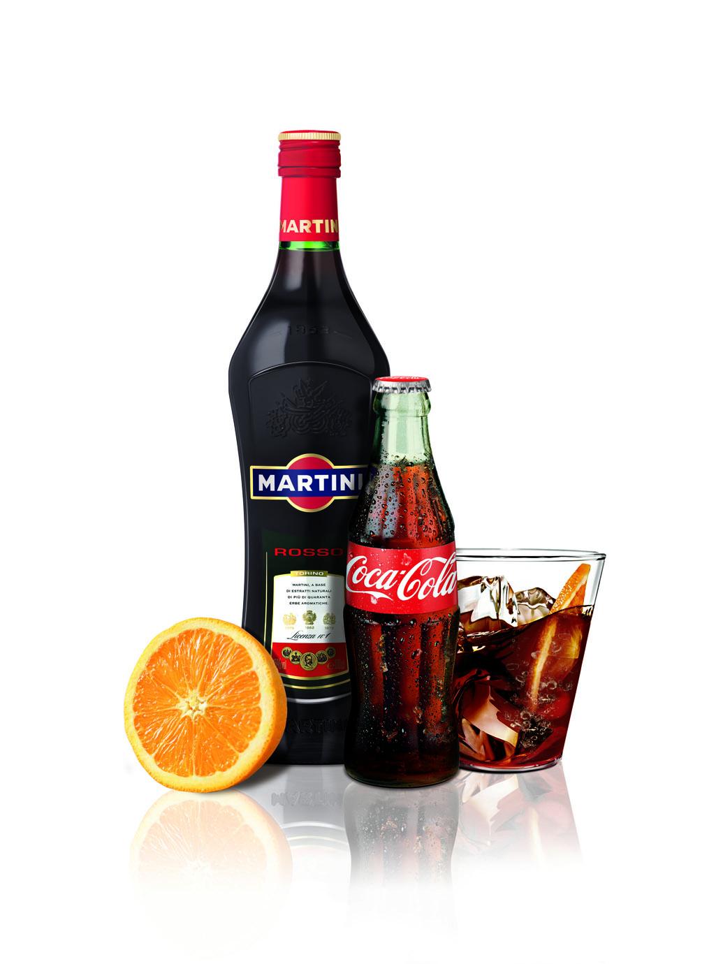 demandante rival relajarse  Coca-Cola se alía con Martini para crear 'El Chispazo' - Gastroeconomy
