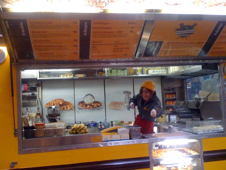 Los \'foodtrucks\' de NYC: un \'top ten\' para comer en la calle ...