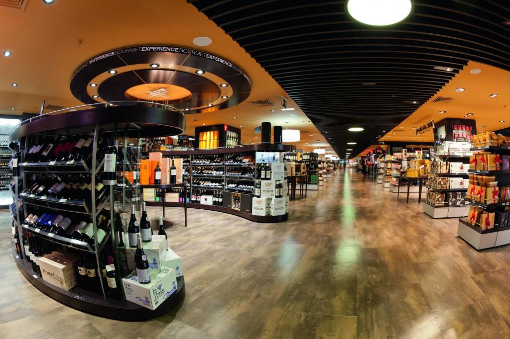 Vsita de la tienda Gourmet Experience en Callo