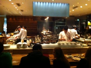 Gastroeconomy: Londres Roka