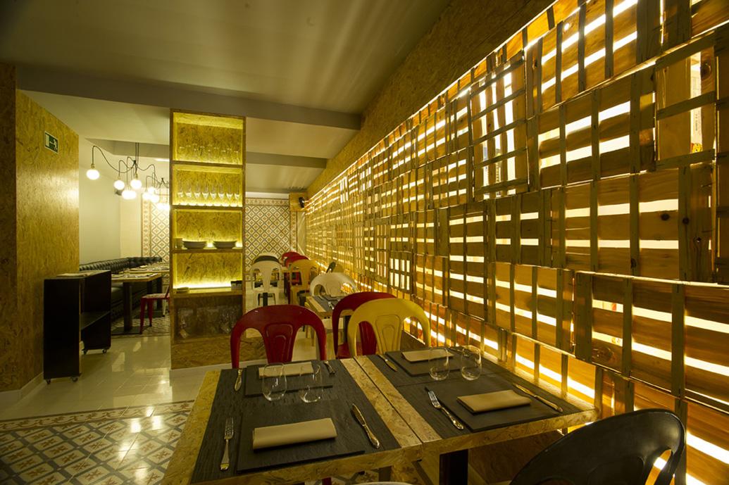 Sergi arola elimina su apellido gastro en madrid y lanza - Restaurante sergi arola en madrid ...