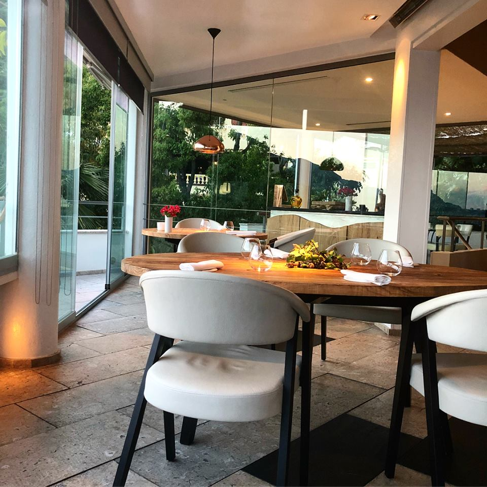 Así es Mirazur 2018: el restaurante de Mauro Colagreco
