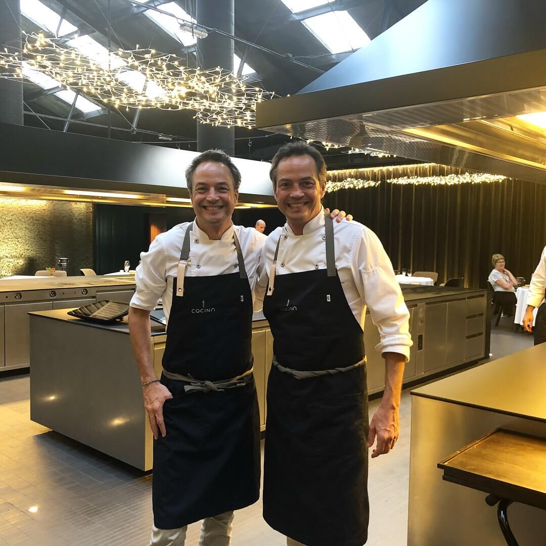 El Estreno De Cocina Hermanos Torres La Nueva Sede De Sergio Y Javier Torres En Barcelona