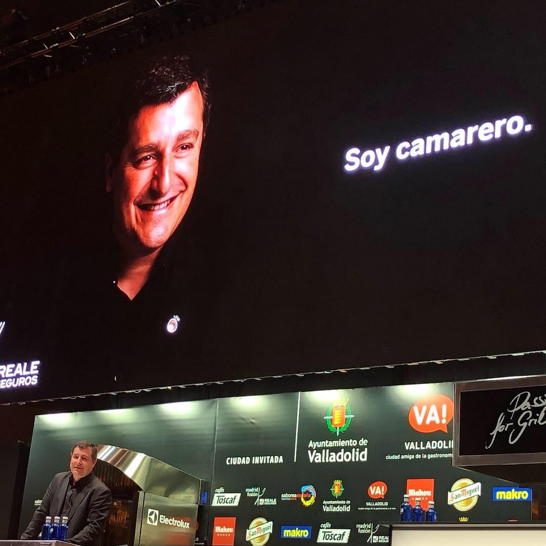 Josep Pitu Roca Las Nuevas Reglas Del Rol Camarero